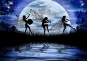 moon full faeries summer